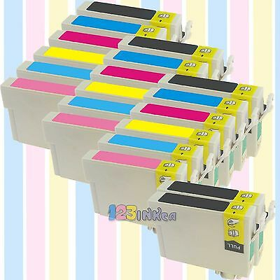 20PK T0781 T0782 T0783 T0784 T0785 T0786 ink for Epson 78 STYLUS PHOTO R260 R280