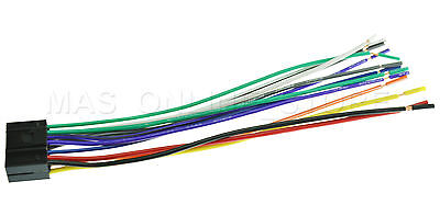 wiring diagram for jvc kd r wiring image wiring wire harness for jvc kd s29 kds29 pay today ships today u2022 5 48 on wiring