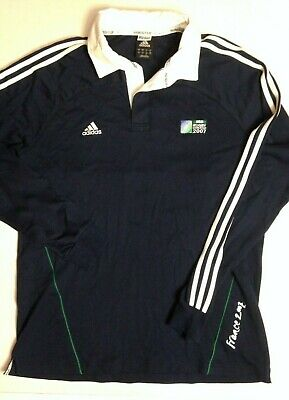 Polo Adidas Irb Rugby World Cup 2007 France