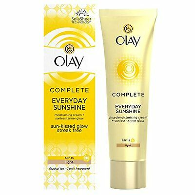 Olay Complete Care Everyday Sunshine Light Moisturising Cream - 50Ml