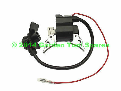 New Ignition Coil Fits Various Chainsaw Strimmer Trimmer Brush Cutter Lawnmower