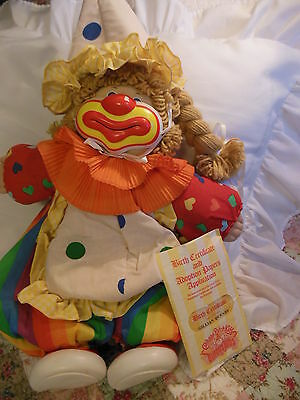 """""""Cabbage Patch """"Circus Kid"""" 1986"""