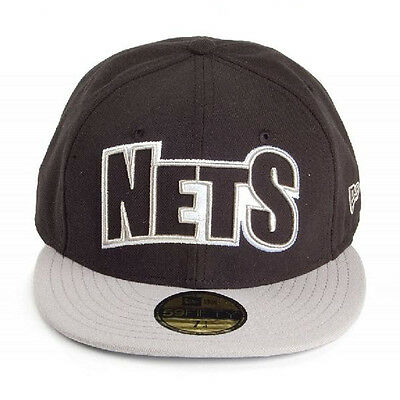 detailed look 1ee78 79c4c ... sale new era 59fifty edge up brooklyn nets 5950 fitted hat cap 4db9a  230e3 ...