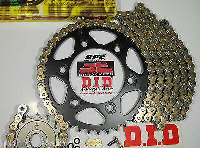 BMW F800 GS  DID 525 X-Ring CHAIN AND SPROCKETS KIT 10.5mm OR 8.5mm BOLTS AVAIL