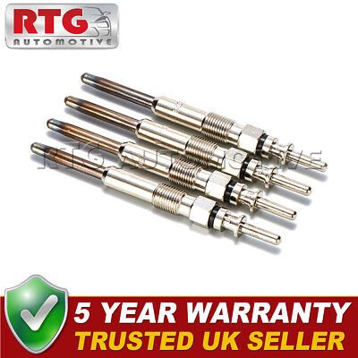 4X For Rover 75 Mg Zt Mgzt 2.0 Cdti Diesel Heater Glow Plugs Gp50703