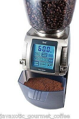 Baratza Forte BG Flat Steel Burr Coffee Espresso Grinder, Grind by weight / time