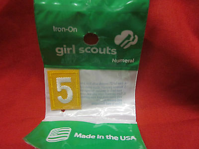 Daisy Girl Scouts Number 5