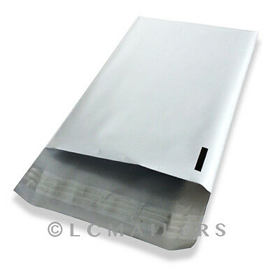100 Poly Mailers Envelopes Shipping Plastic Bags Self Sealing 50 EA 9x12 10x13