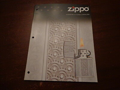 2005/06 Choice Zippo Lighter Catalog Unused