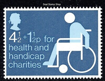 GB 1975 Charity Health & Handicap Funds Set SG970 Unmounted Mint FREEPOST