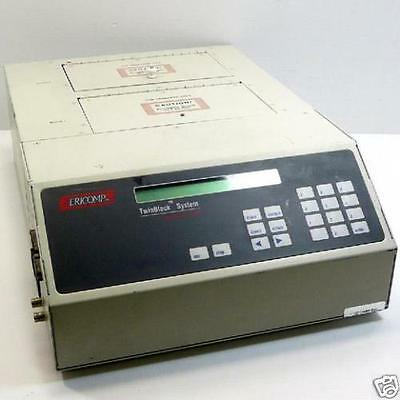 Ericomp Twin Block System Thermal Cycler Tcx15A