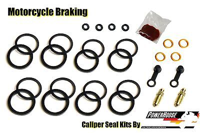 Yamaha FZR 600 R Genesis 1993 1994 1995 93 94 95 front brake caliper seal kit