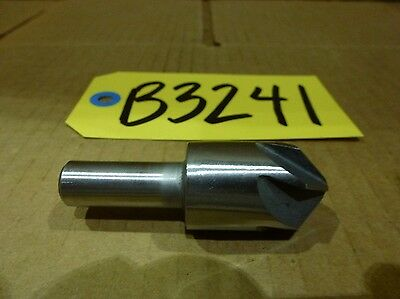 "31/32"", 45 Degree 6 Flute Countersink"