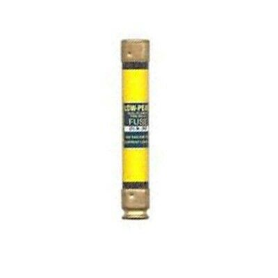 Bussmann LPS-RK-1-6/10SP 1-6/10 Amp 600V Time-Delay/Slow Blow Class RK1 Fuse