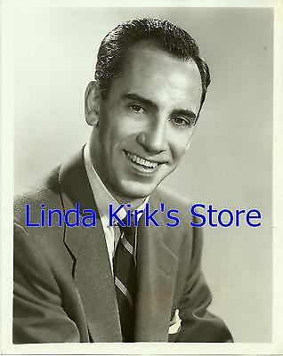 "Rex Marshall Promotional Photograph ""Freedom Rings"" CBS-TV 1953"