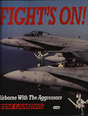 Fight's On! - Airborne With The Aggressors (Airlife) - New Copy