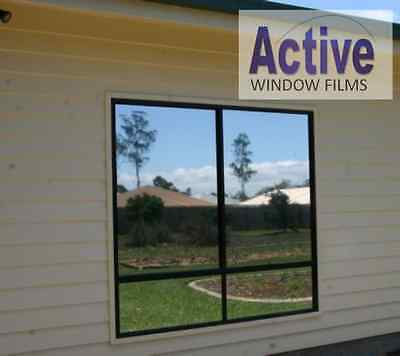 MIRROR SILVER - PRIVACY ONE WAY WINDOW TINTING PRO TINT FILM 51, 76, 100, 152cm