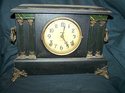 Antique Clock from E Ingraham Co