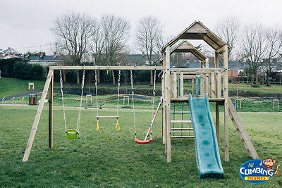 NEW CLIMBING FRAME Quality Materials 5ft BASE RSP £895