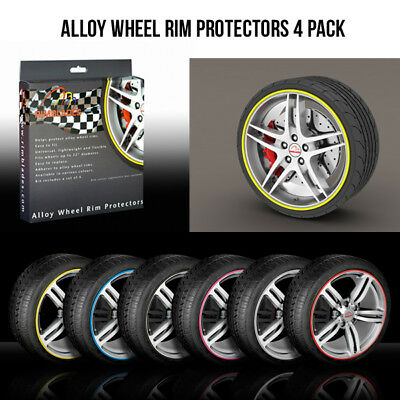 Smart Roadster Alloy Wheel Protectors Rimblades Set of 4 Upto 22""
