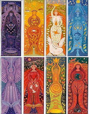PAGAN WICCAN GREETING CARDS Goddess Choice of 8 Designs WENDY ANDREW CELTIC