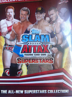 Topps Slam Attax Superstars - Individual Object/Match Type/Pay-Per-View Cards