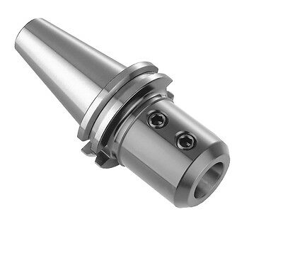 """New CAT40 End Mill Holder 1-1/2"""" by 8"""" Long Balanced to 15K RPM G2.5 by TMX"""