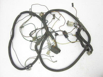 Nos Used Wiring Harness Branched For Hmmwv M998 Needs