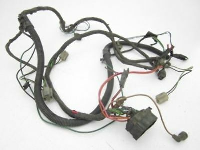 Corvette Original Headlight Lamp Wire Harness Only 1977