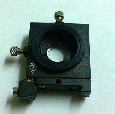 OWIS OH40 XY Adjusting Mounting Plates (#430)