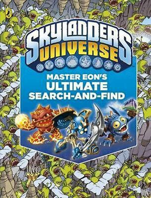 Skylanders: Master Eon's Ultimate Search-and-Find by Hardcover Book
