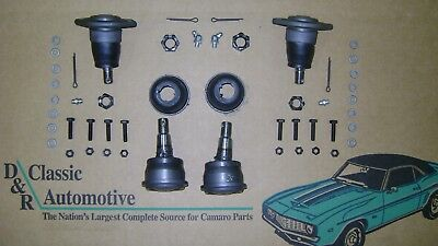 Ball Joints Kit 4pc plus hardware *In Stock* upper lower control arm joint