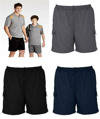 Detroit Kids Pull On Shorts Cargo,BS10432 School,Kinda Casual,Play,Boys,Girls