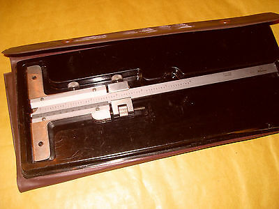 "Mitutoyo 0 - 6"" Depth Vernier - As Photo - Made In Japan"