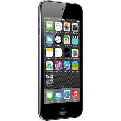 "APPLE iPOD TOUCH 16GB 6th GEN (MKH62ZP/A) BRAND NEW SPACE GREY ""AUSLUCK"""