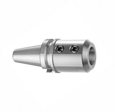 """BT40 End Mill Holder 1-1/2"""" by 3.56"""" Long Balanced to 15K RPM G2.5 by TMX"""