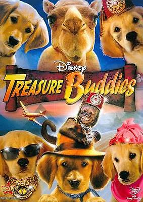 Treasure Buddies (DVD, 2012) CANADIAN VERSION (D-1600)