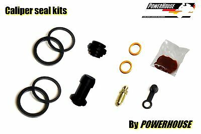 Kawasaki Ninja 250 EX250 R front brake caliper seal repair kit 2008 2009 2010