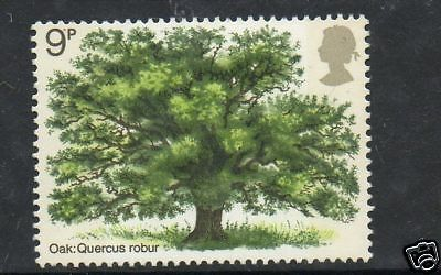 GB 1973 British Trees 1st issue MNH mint stamp