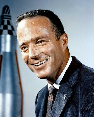 Astronaut Scott Carpenter Portrait - 8X10 Nasa Photo (Aa-296)