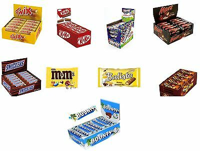 Barre Chocolat Mars Lion Bounty Balisto Snickers Kitkat Smarties Prix Imbattable
