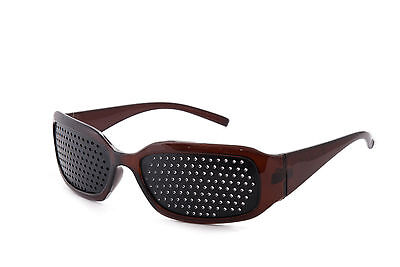 pinhole glasses Exercise Eyewear  Eyesight Improvement Vision  GlassesTraining