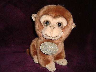 "Yomiko Classics  Plush Monkey 7"" Tall"