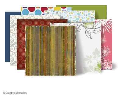 Creative Memories The Best Of Sampler Paper & Cardstock Pack Bnip **Clearance**