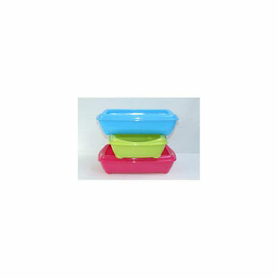 Clean 'N' Tidy Cat Litter Tray Fun With Rim - 50cm - Litters Toilet