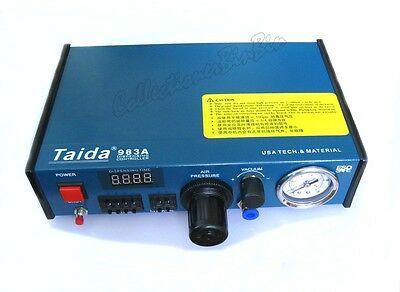 Solder Paste Glue Dropper Liquid Auto Dispenser Controller Taida-983A