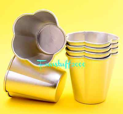 Paper Wrapped Sponge Cake Mould Hong Kong Style Soft Fluffy Cup Cakes Mold