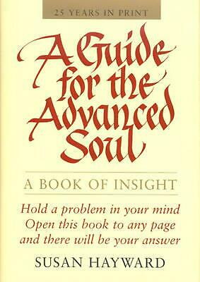 A Guide for the Advanced Soul by Susan Hayward Paperback Book (English)