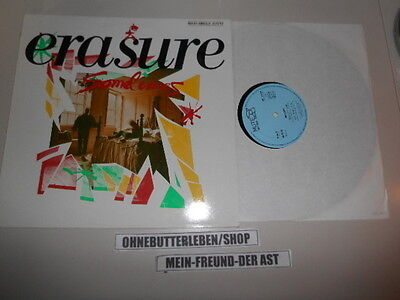 "LP Pop Erasure - Sometimes 12"" (3 Song) MUTE INTERCORD walkin'man"