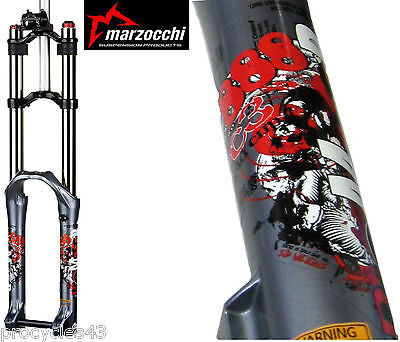 Fourche MARZOCCHI 888 RC 3 World Cup Disc 200mm 1-1/8
